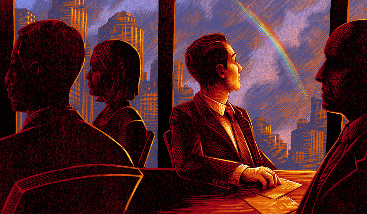 'A Horrifying Reality': An Oral History of Coming Out on Wall Street