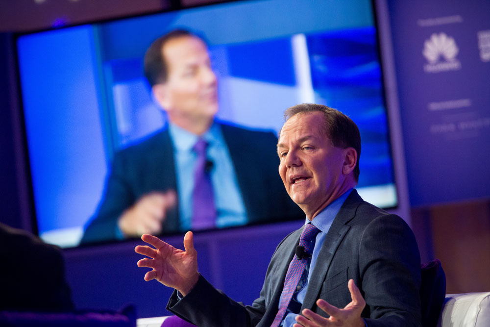 What's Worrying Paul Tudor Jones
