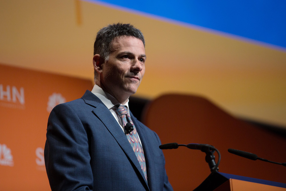 David Einhorn, Greenlight Capital (Alex Flynn/Bloomberg)