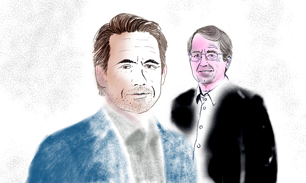 David Eichhorn and Jess Yawitz (Illustration by II)