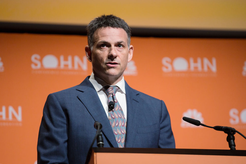 David Einhorn (Alex Flynn/Bloomberg)