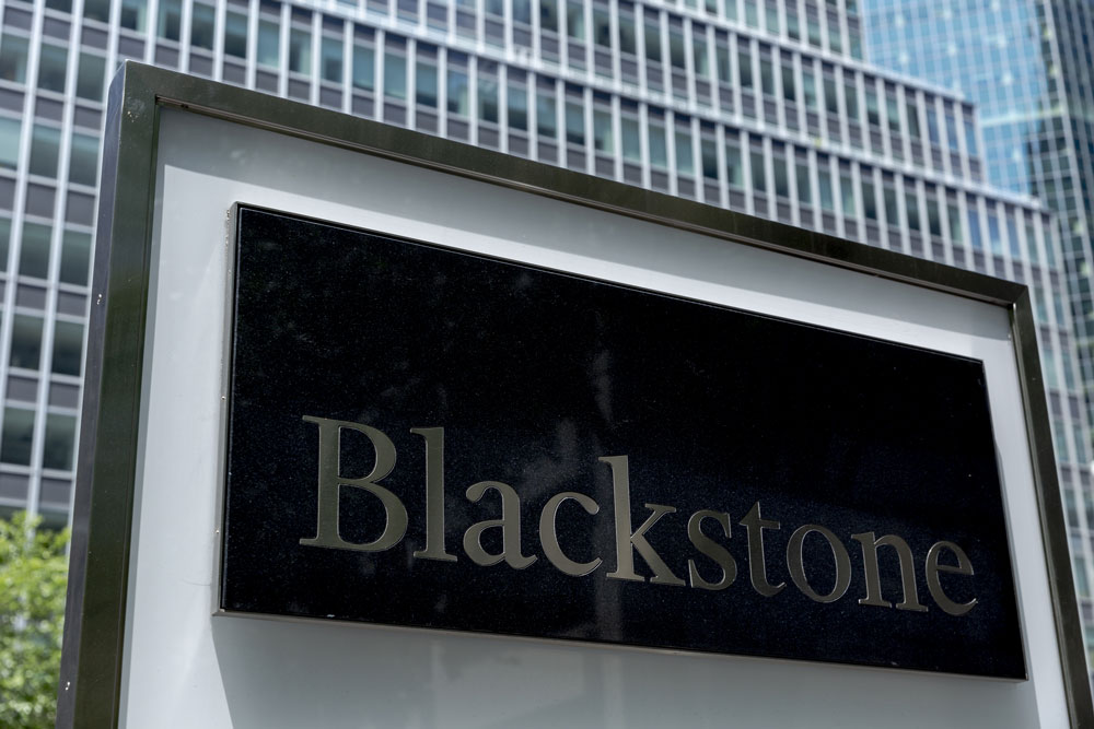 'Unprecedented' Inflows Drive Blackstone's Assets to $545 Billion