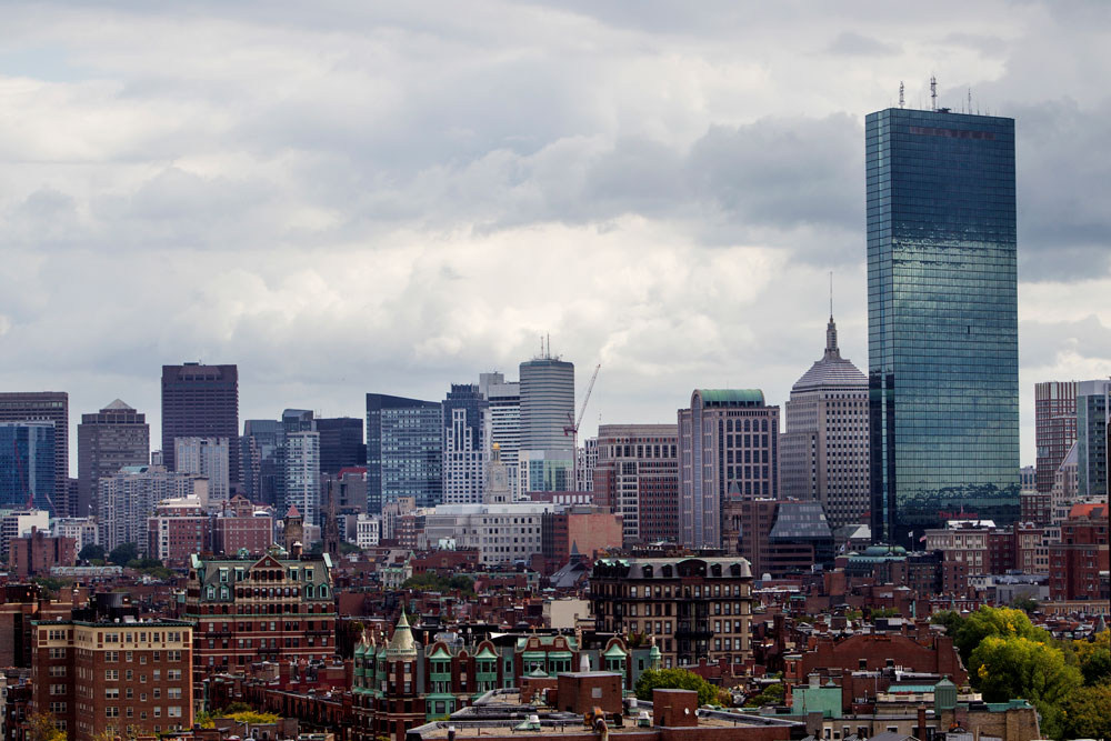 Boston, Massachusetts (Scott Eisen/Bloomberg)