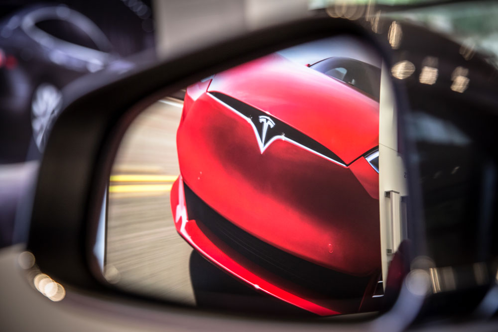 A Tesla Short Squeeze Is 'Off The Table'