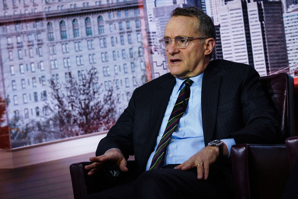 Howard Marks: Lower Rates Aren't 'Necessarily Good News'