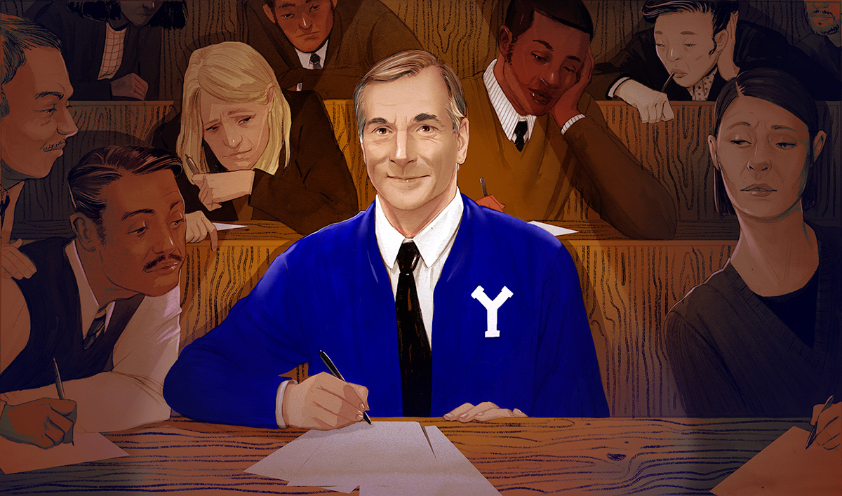 David Swensen Is Great for Yale. Is He Horrible for Investing?