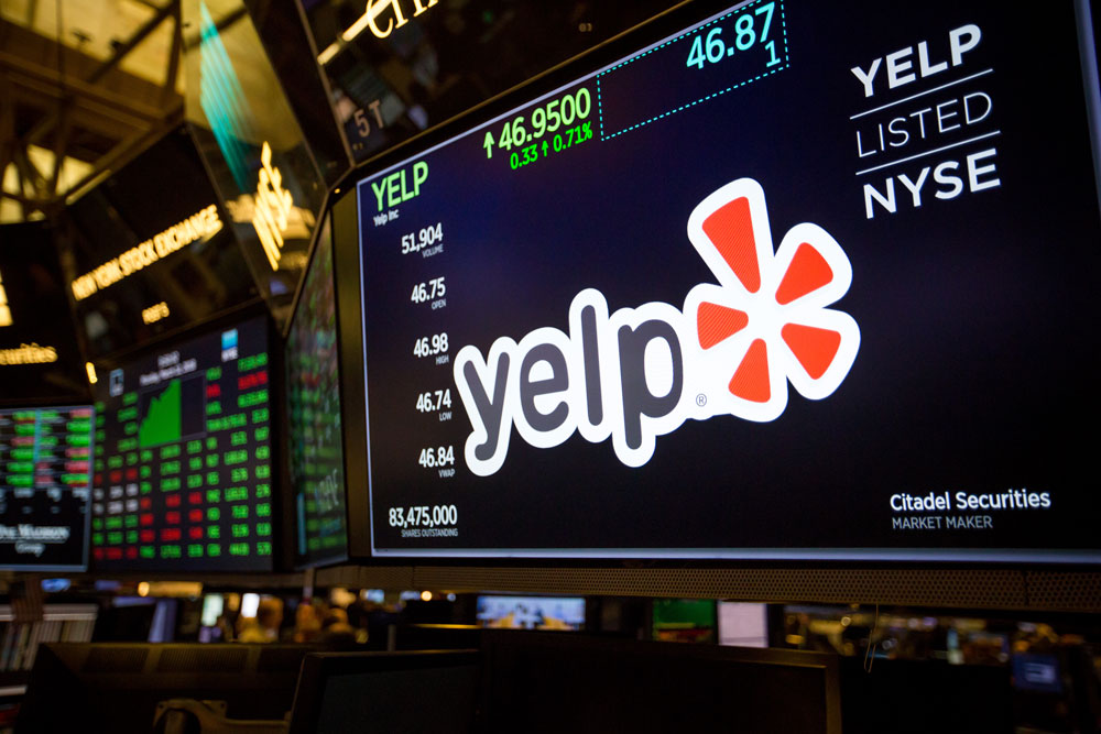 Yelp Escapes SQN's Activist Campaign