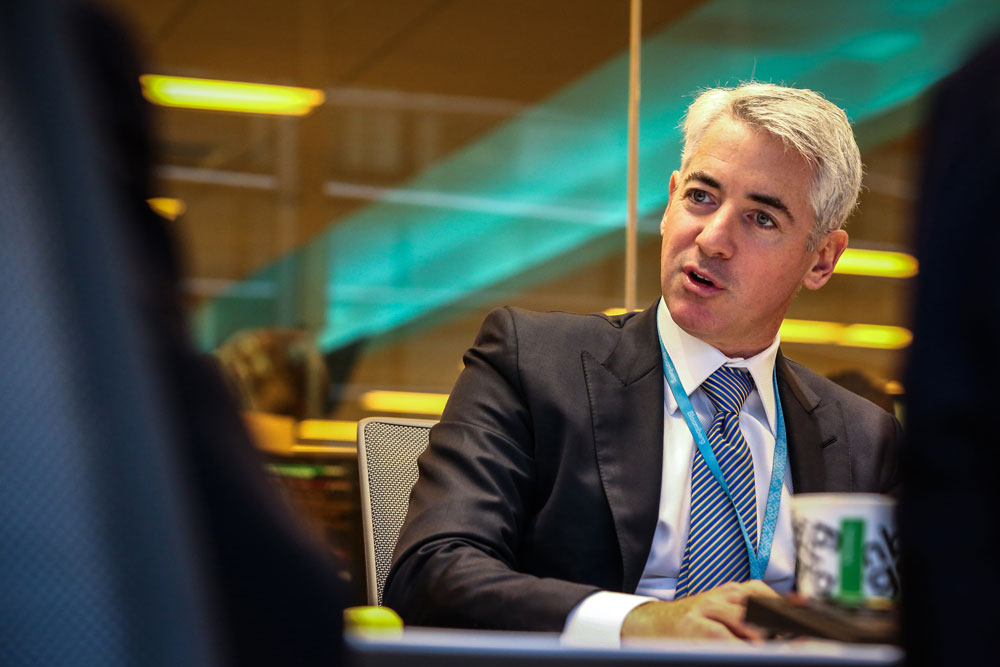 How Bill Ackman Turned a Lost Proxy Battle Into $1.2 Billion – And Earned His First Performance Fees in Years