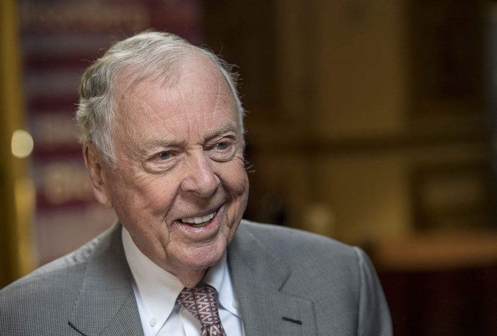 T. Boone Pickens Has Died