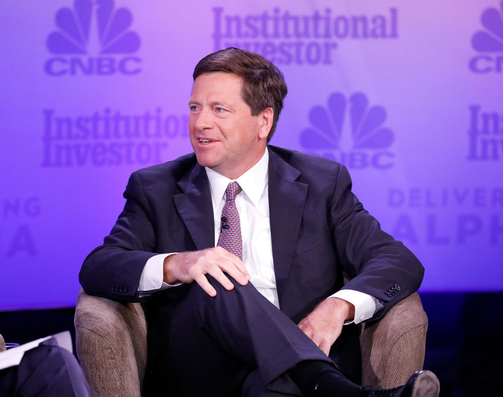 SEC Chairman Jay Clayton at the CNBC Institutional Investor Delivering Alpha conference. (Heidi Gutman/CNBC)
