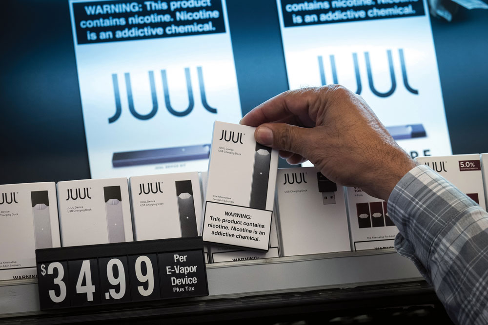 Why Some Hedge Funds Aren't Smarting Over JUUL's Woes
