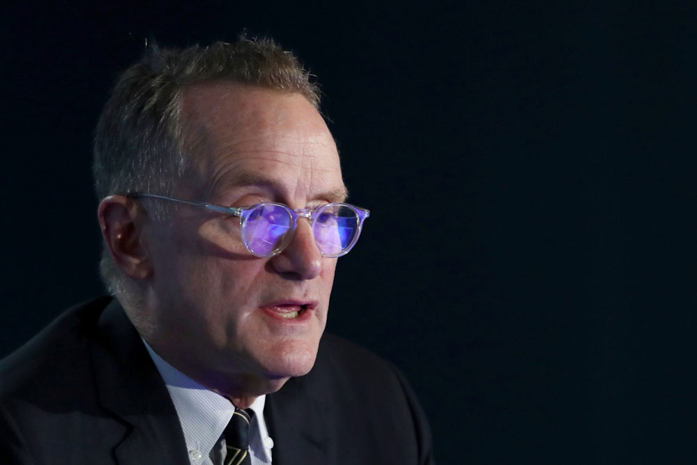 Howard Marks (Paul Miller/Bloomberg)