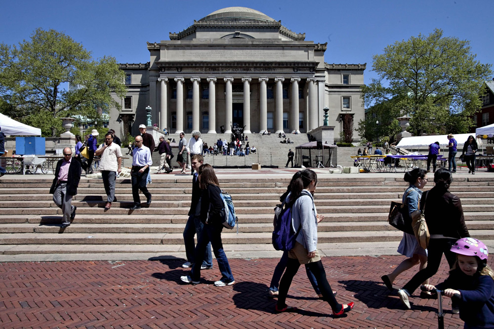 Columbia University's Endowment Chief to Resign
