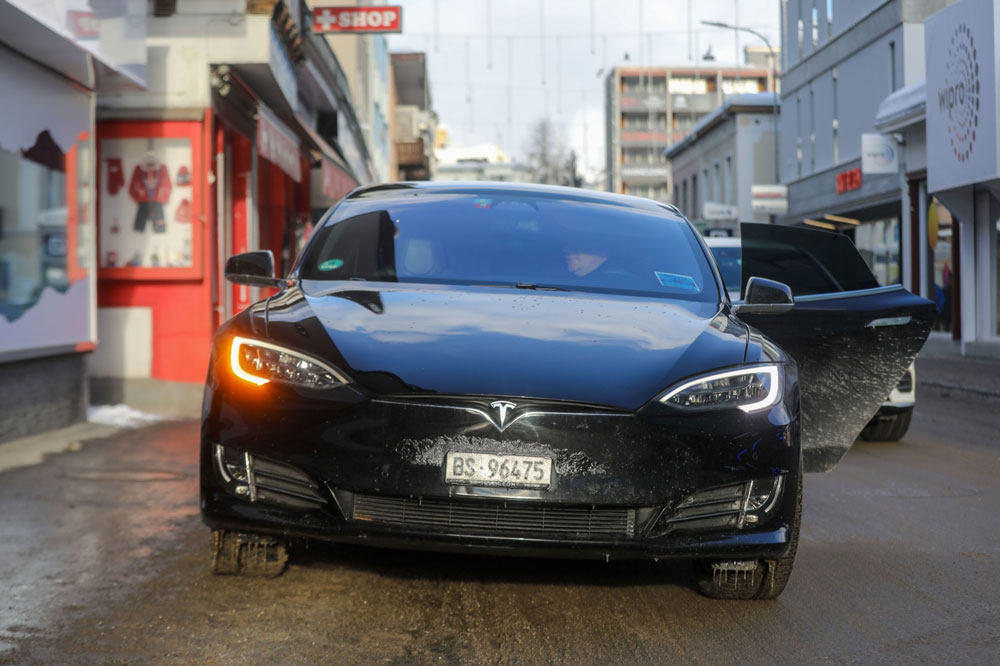 Tesla Boosted Worm Capital in 2019