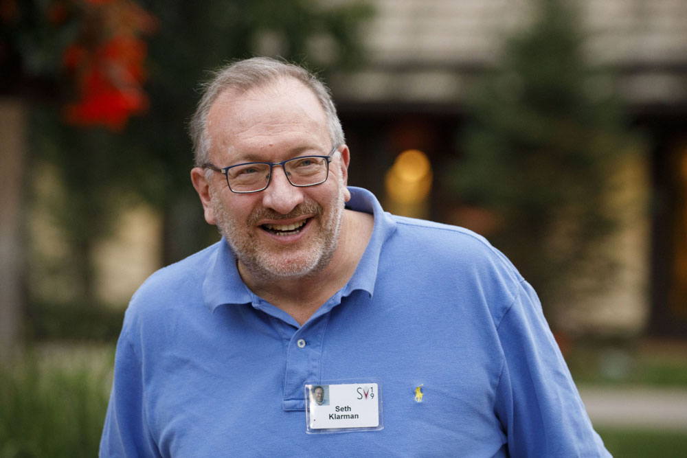 Seth Klarman Sees a 'Bubble' in Alternative Investments