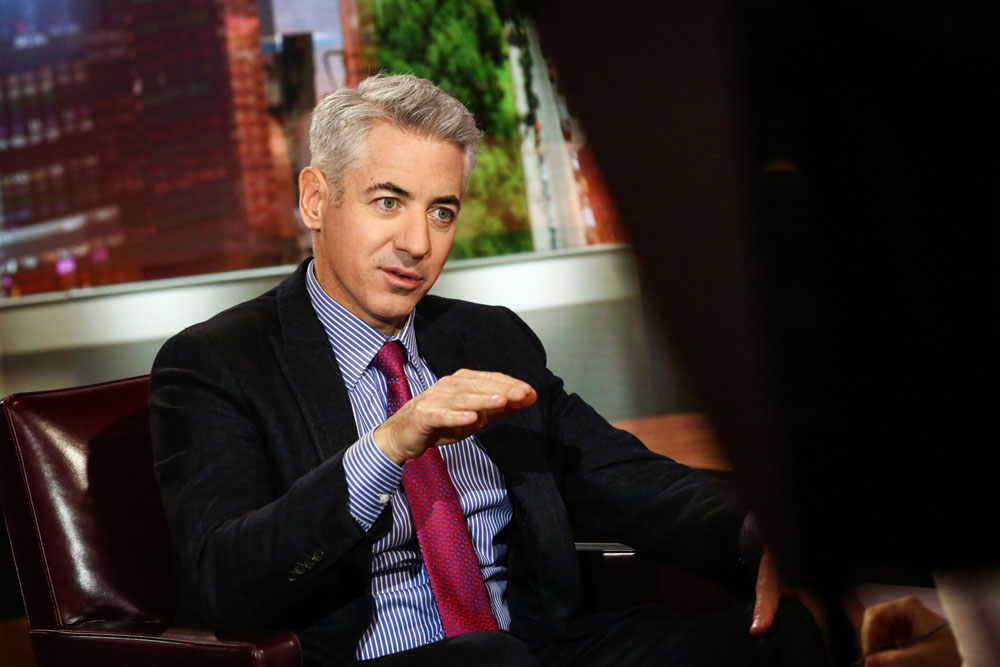 Bill Ackman Finishes 2019 With a Bang