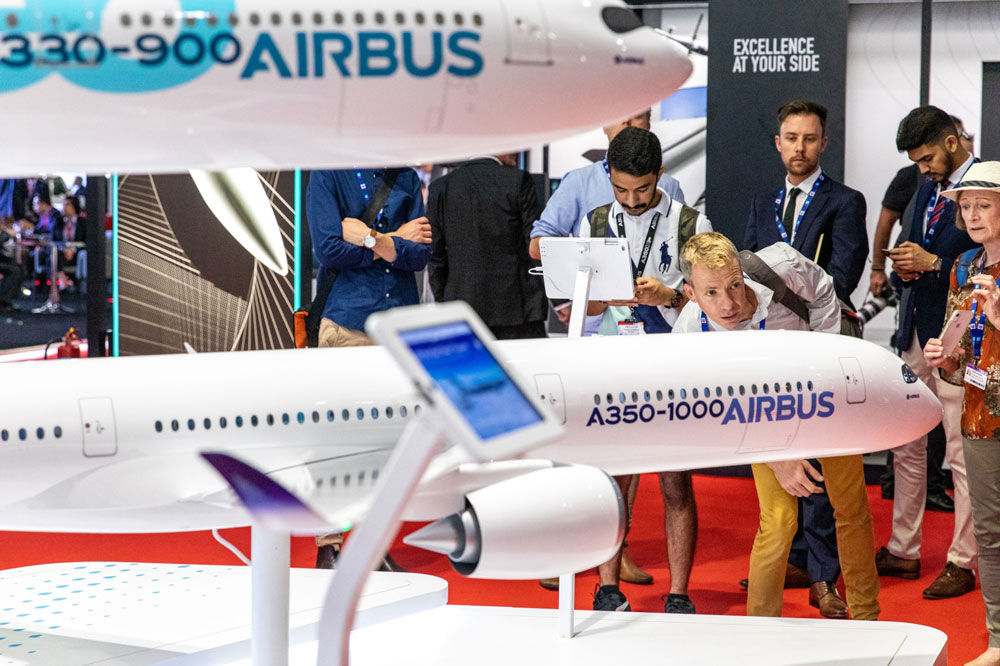 Airbus was one of TCI's top performers of 2019. (Christopher Pike/Bloomberg)
