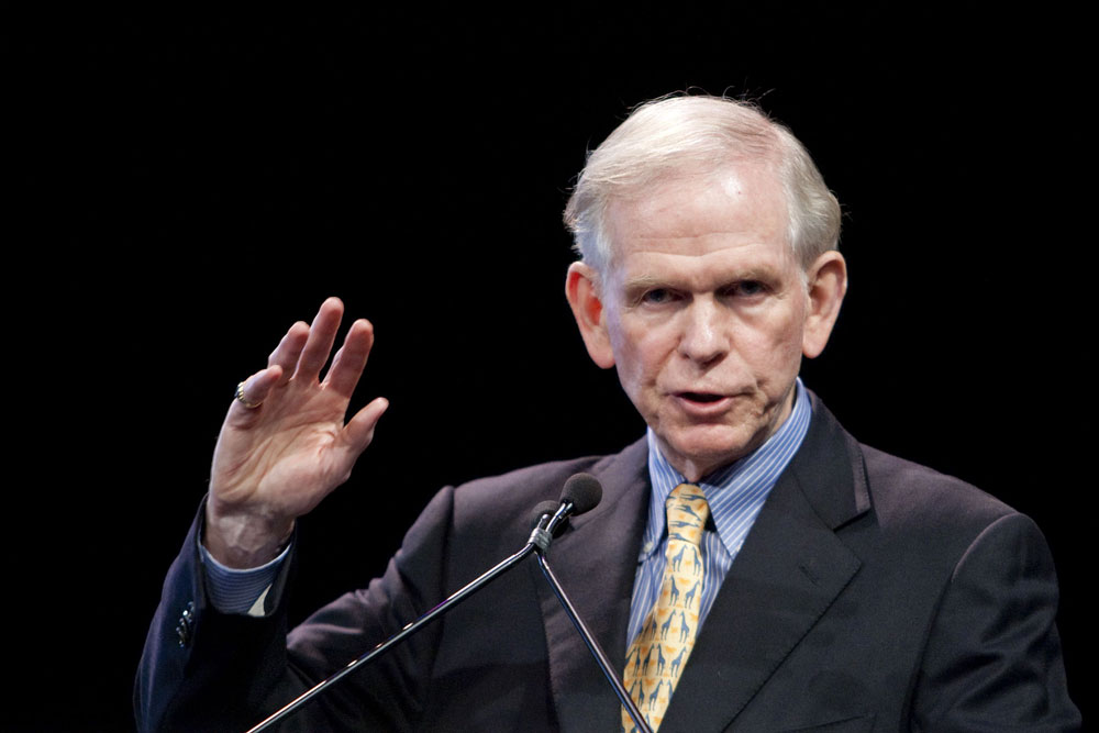 Where Jeremy Grantham Expects to Be'Kicking Ass'