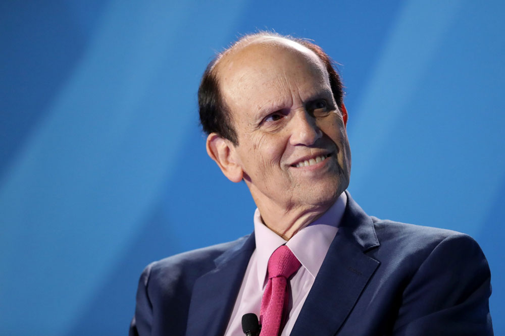 Michael Milken Pardoned by President Trump