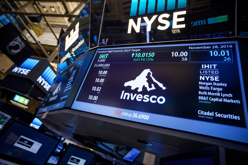 Invesco Is Shopping Around for an OCIO Business