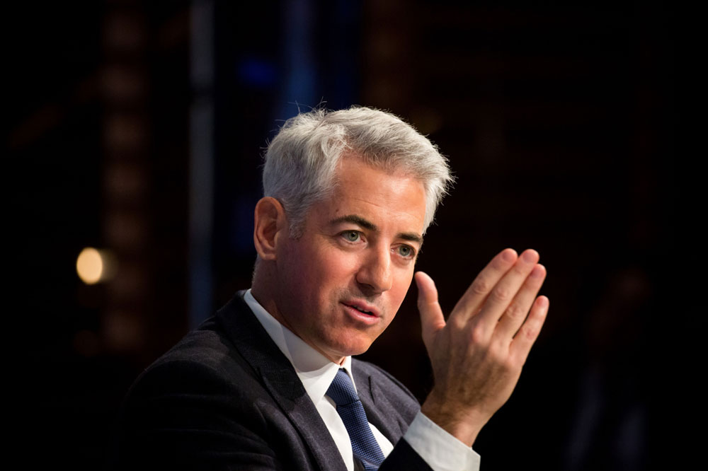 Ackman Starts 2020 Slightly Down, but Celebrates a Big 2019