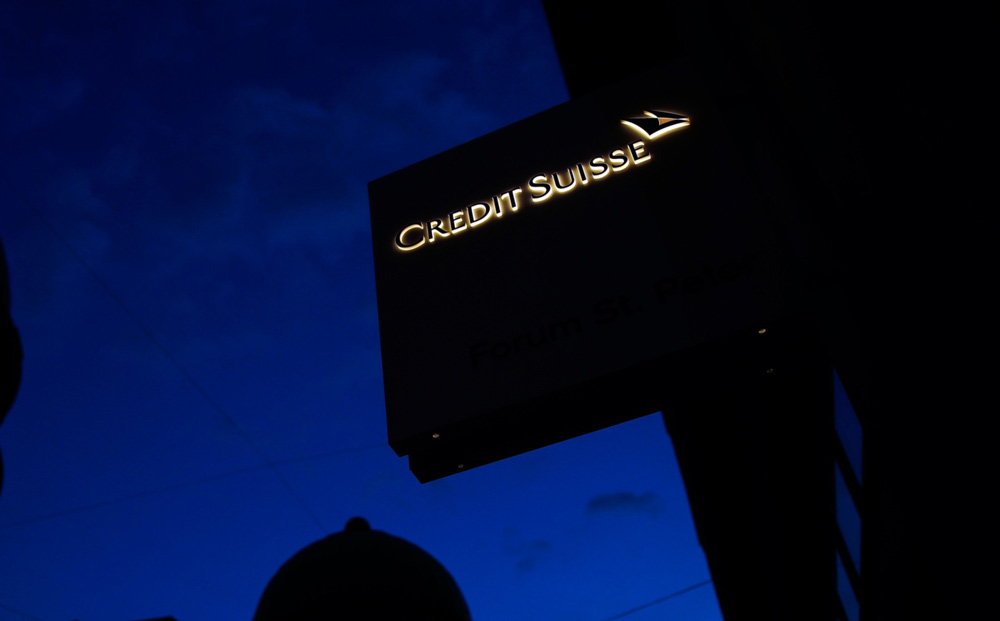 Credit Suisse Takes Steps to Curb Coronavirus Risks