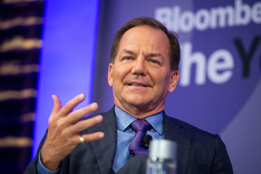 Paul Tudor Jones (Michael Nagle/Bloomberg)
