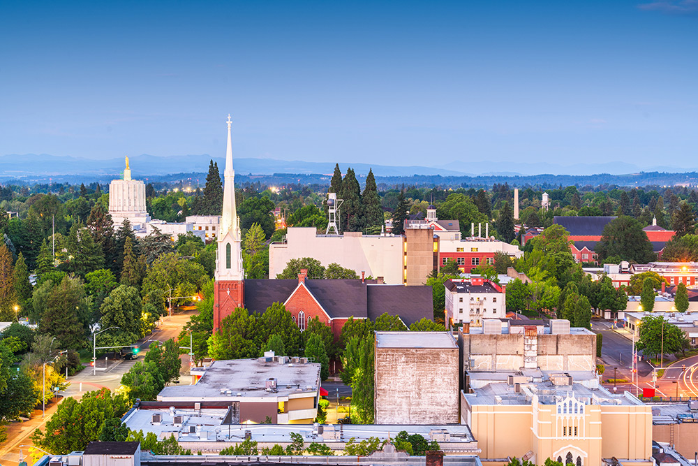 (Salem, OR/Bigstock photo)