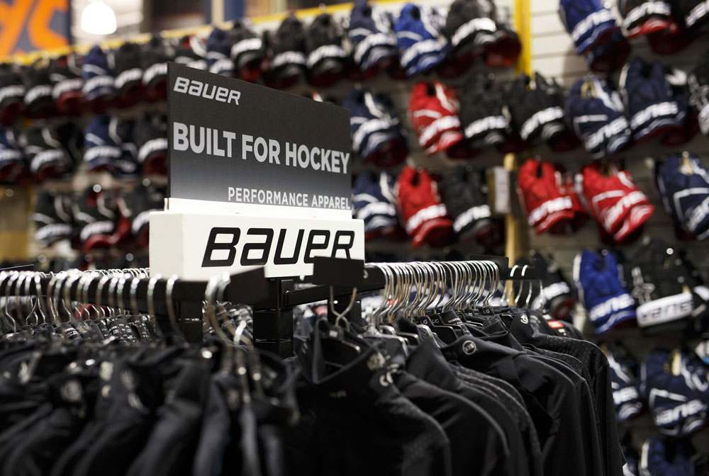 How Private Equity-Owned Bauer Pivoted From Hockey Gear to Medical Masks