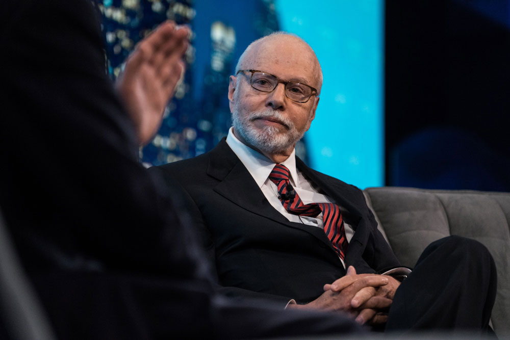 Paul Singer, founder of Elliott Management. (Misha Friedman/Bloomberg)