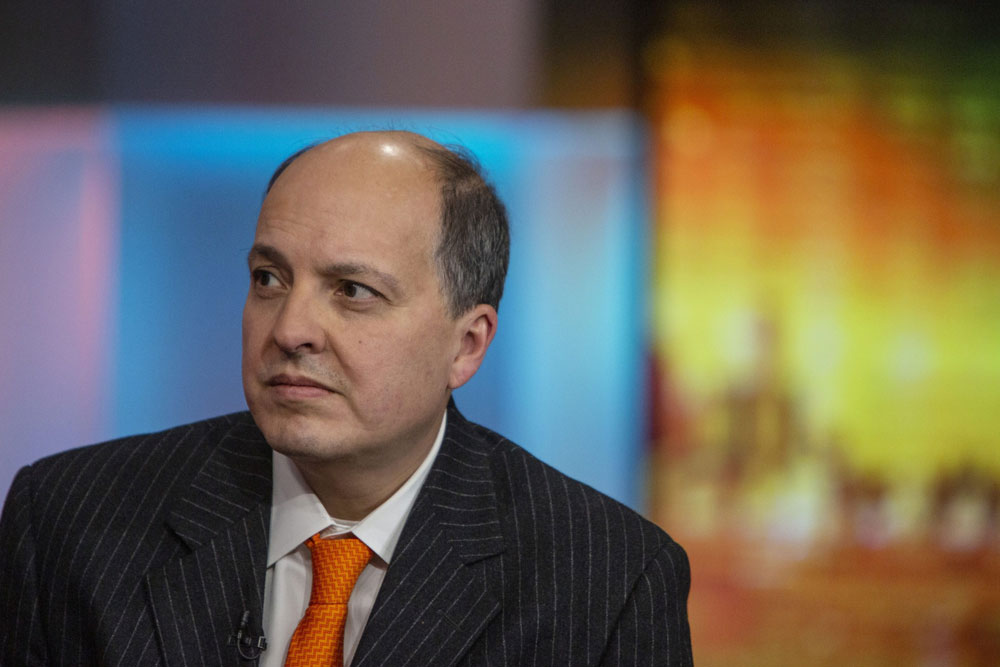 The Little Known Hedge Fund That's Up More Than 50 Percent This Year