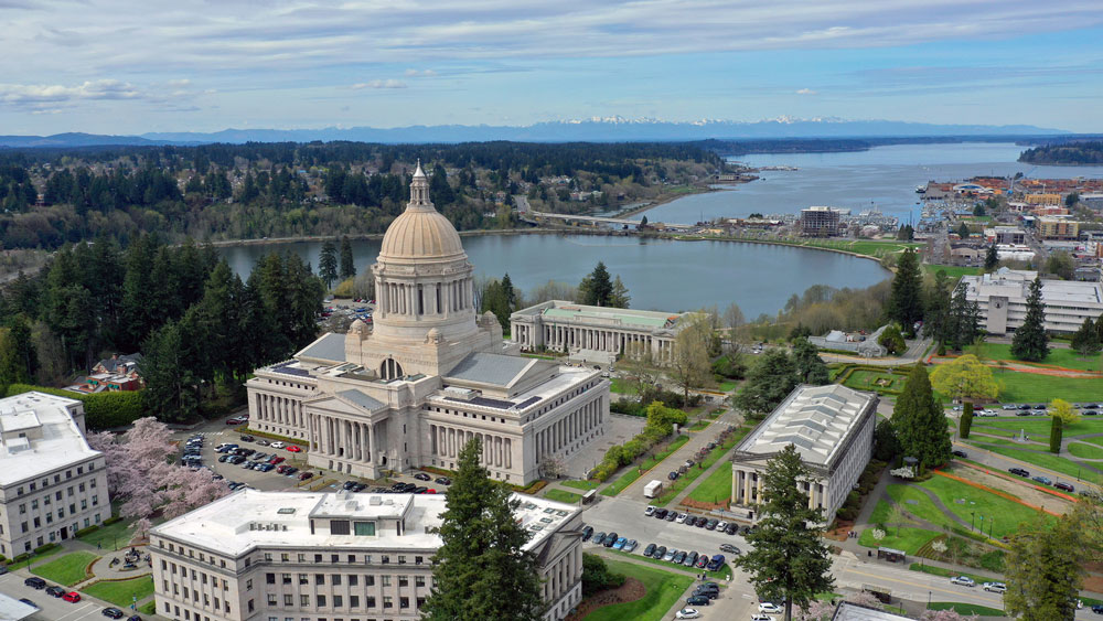 How Washington State Investment Board Fared in 'Brutal' First Quarter