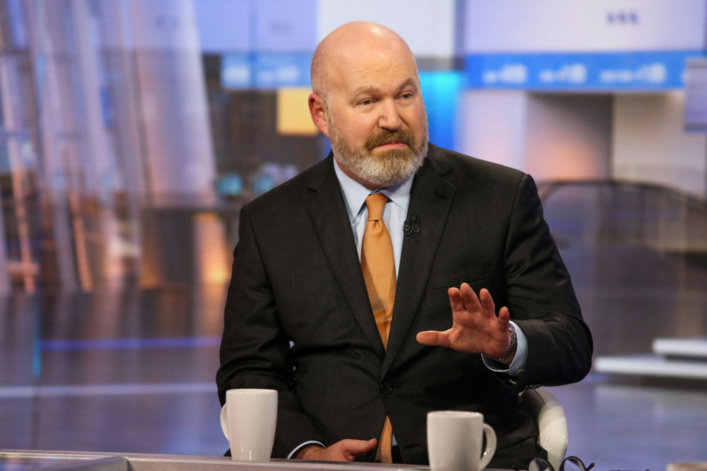 Cliff Asness, co-founder of AQR Capital Management. (Chris Goodney/Bloomberg)