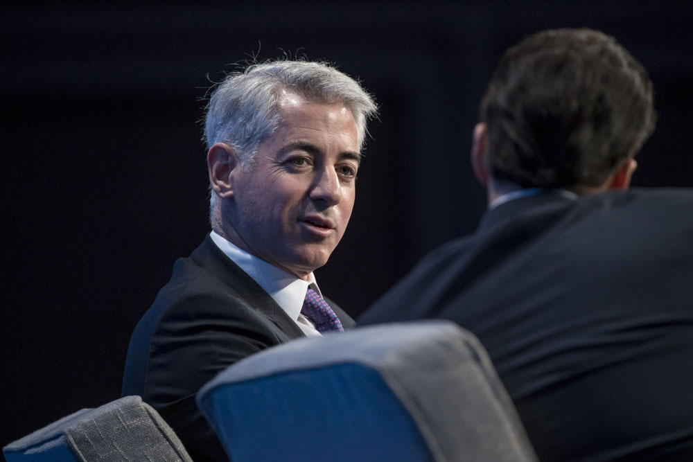 Ackman Gains in April Pandemic Bounce